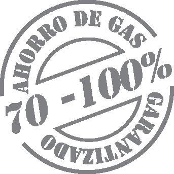 Garantía de ahorro de gas