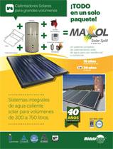 Maxol Solar Split