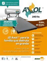 Axol 240 Lts.